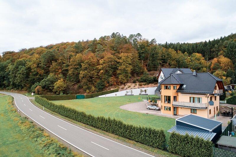 Ferienwohnung Am Steinwald, holiday rental in Bruecken