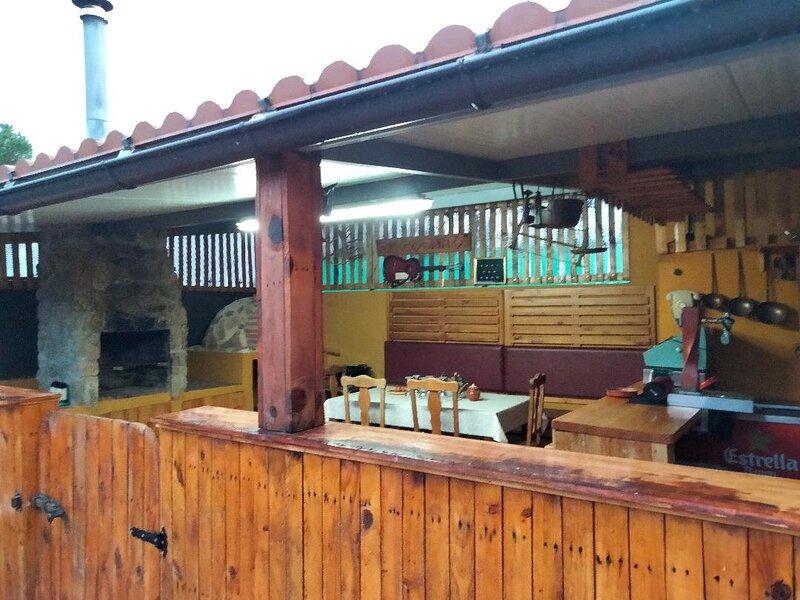 Casa de campo en Sanchidrián,Avila., holiday rental in Velayos