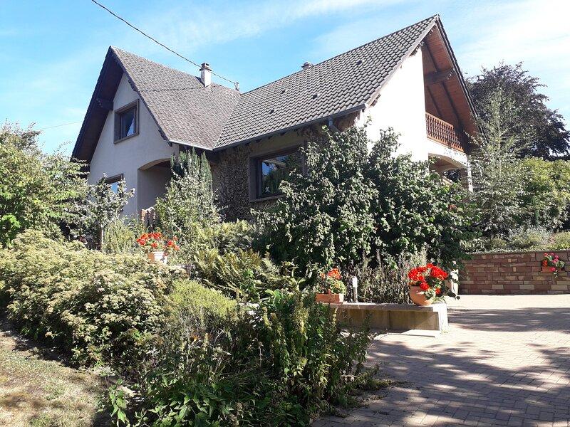 Chambre d'hôtes du Schneeberg, location de vacances à Ohlungen