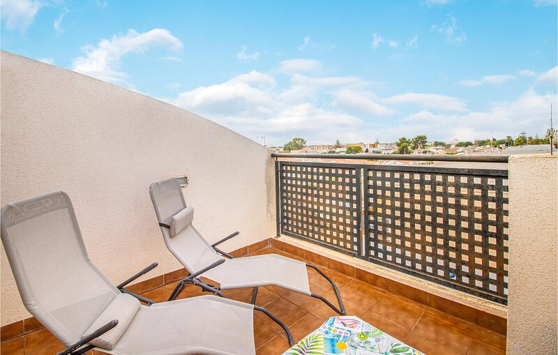 Awesome apartment in San Javier with 2 Bedrooms (ECC972), holiday rental in San Cayetano