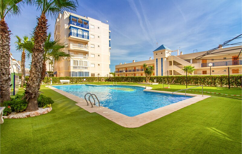 Nice apartment in Los Arenales del Sol with Outdoor swimming pool (EBI504), holiday rental in Los Arenales del Sol