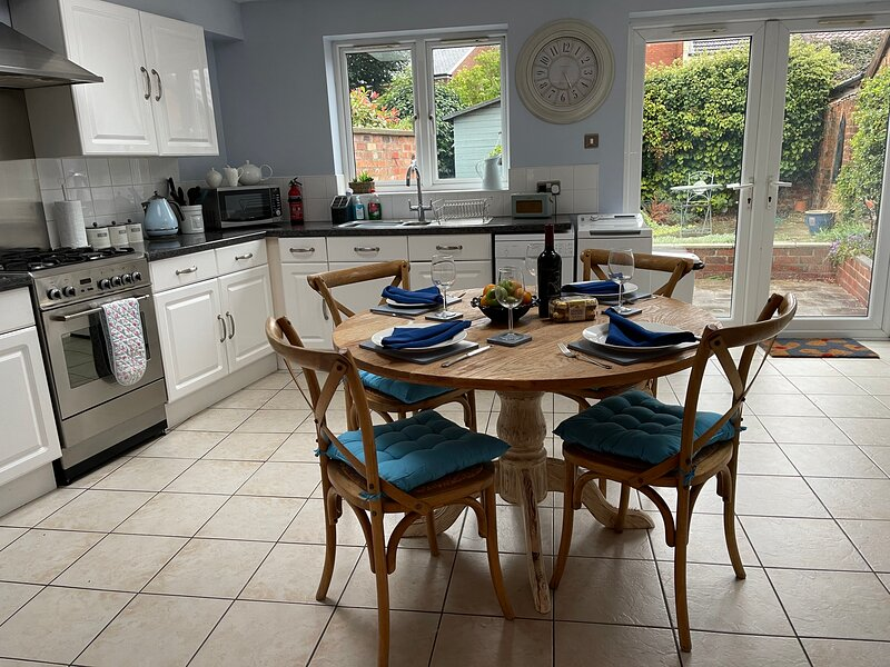 Castle view Townhouse in the heart of the Cathedral quarter, location de vacances à North Hykeham