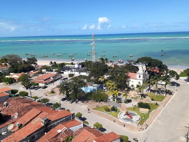 Frente ao Mar, próximo Maragogi e Carneiros caribe brasileiro, holiday rental in Barra Grande