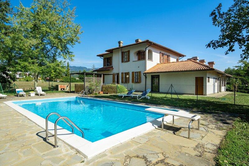 Villa Cristina, location de vacances à Vicchio