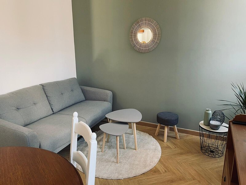 T3 2 chambres, centre-ville, holiday rental in Fixin