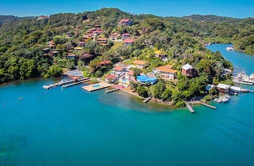 Lala Villas Roatan, holiday rental in Punta Gorda