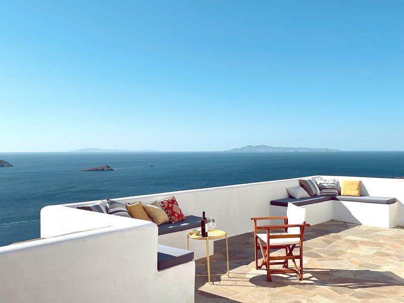 Unique Scenery Villa, casa vacanza a Kypri