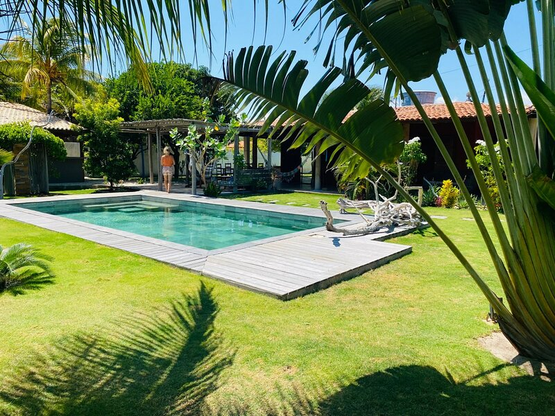Suite dans Pousada VILAKAPA, location de vacances à Aracati