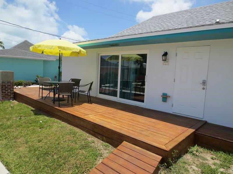 Escape to the Beach, aluguéis de temporada em Treasure Cay
