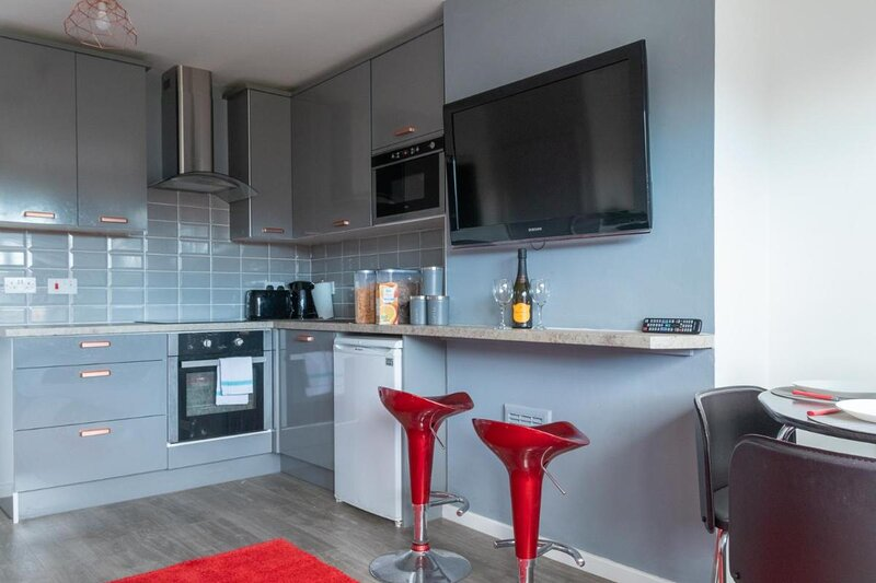 Eastfield Mews by Wv1 Stays 3 Beds up to 5 guests, holiday rental in Walsall