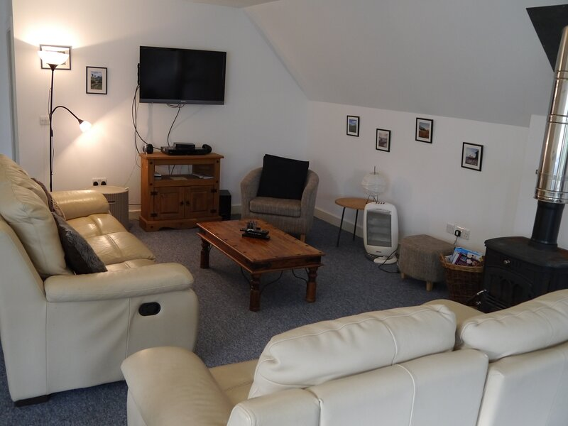 Ptarmigan Cottage, holiday rental in Carrbridge