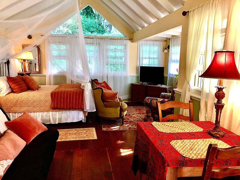 Romantic Oasis & Writers Sanctuary, location de vacances à Hawi