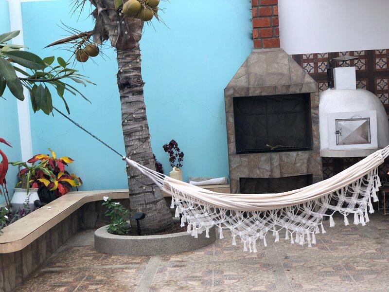 Acogedora Casa de Huéspedes El Rey, holiday rental in Guayas Province