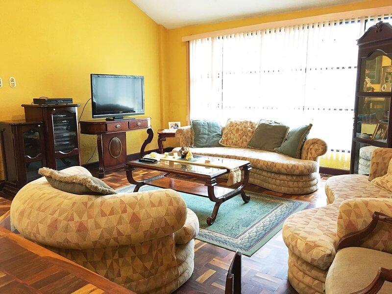 Mi Casa en Rio, alquiler de vacaciones en Riobamba