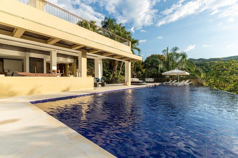 Anp030 - Stunning 7 bedroom villa in Mesa de Yeguas, alquiler vacacional en Silvania
