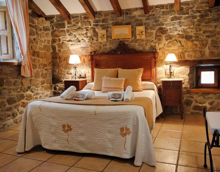 Casa Rural Tia Josefa. Lon - Potes, vacation rental in Ojedo