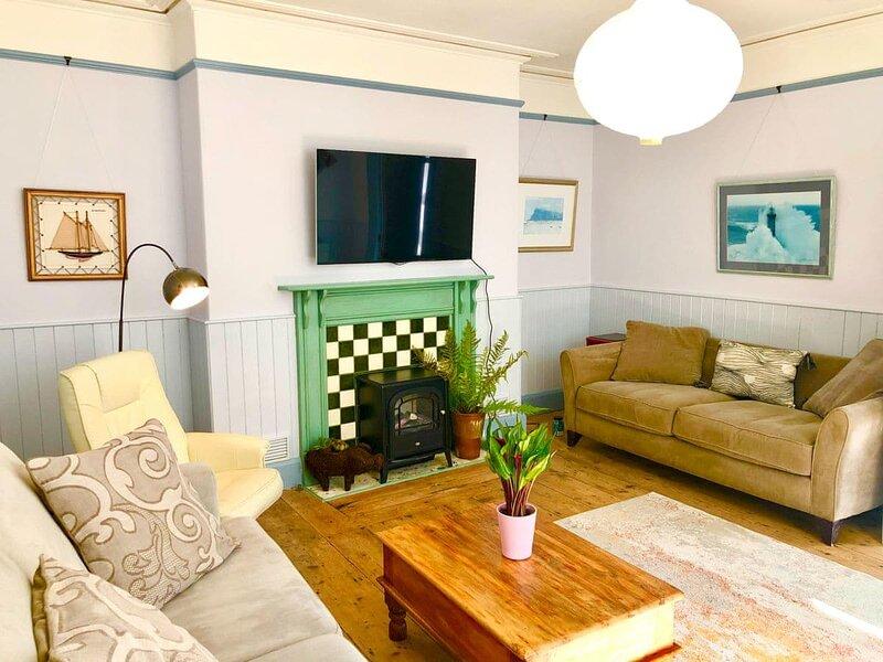 Samphire House, alquiler vacacional en Teignmouth