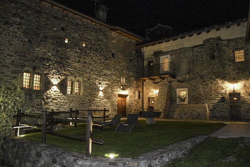 Povillus - Dimora Medievale, holiday rental in Bionaz