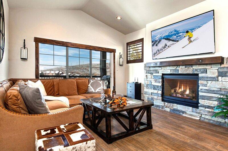 Park City Black Rock Ridge 14301, holiday rental in Oakley