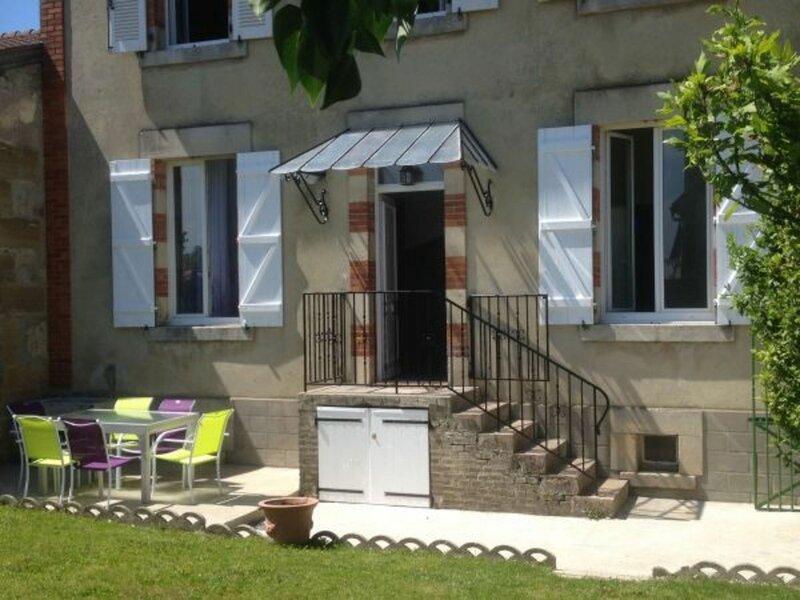 Gîte de l'Orne, holiday rental in Bar-le-Duc