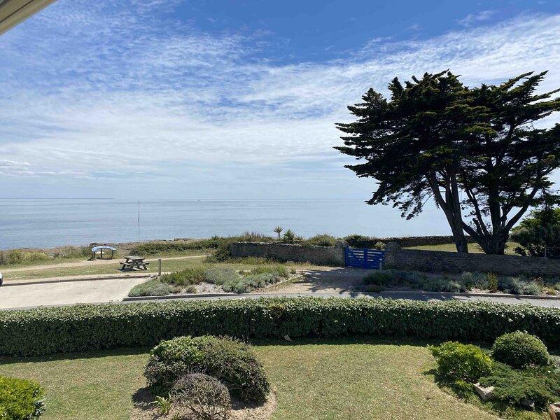 Appartement avec vue mer - À 100 m de la plage - WIFI, casa vacanza a Saint-Armel