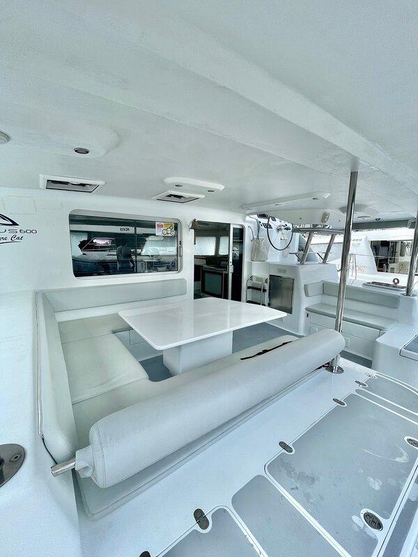 60ft Sailing Catamaran Seychelles, vacation rental in La Misere