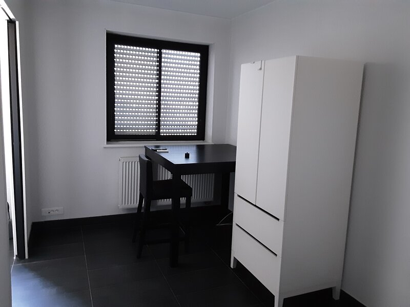 The Wiltwo - New Panoramic Studio - Train Station - 300Mb/s, holiday rental in Bettendorf