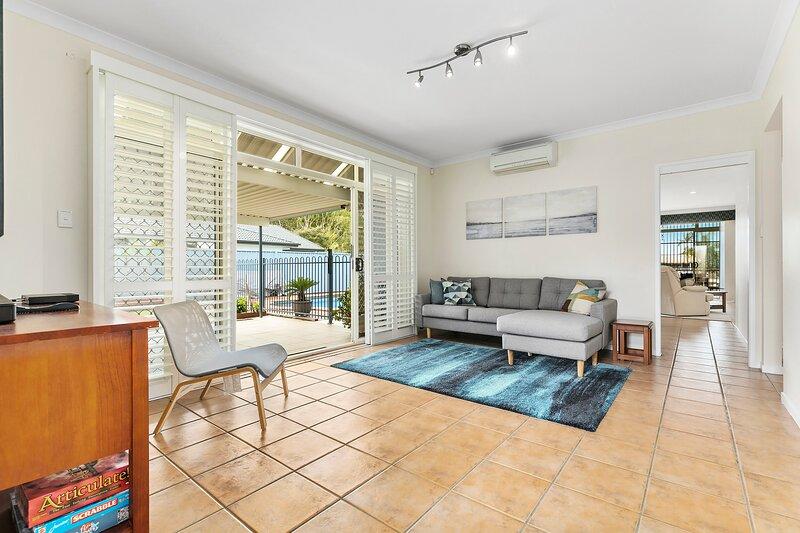 HALYCON HOUSE, alquiler vacacional en Bribie Island