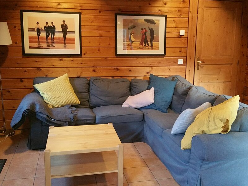 CHALET TRADITIONNEL, holiday rental in La Tania