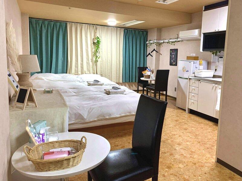 New Jonah's coffee and hostel 3F 301, casa vacanza a Shikoku