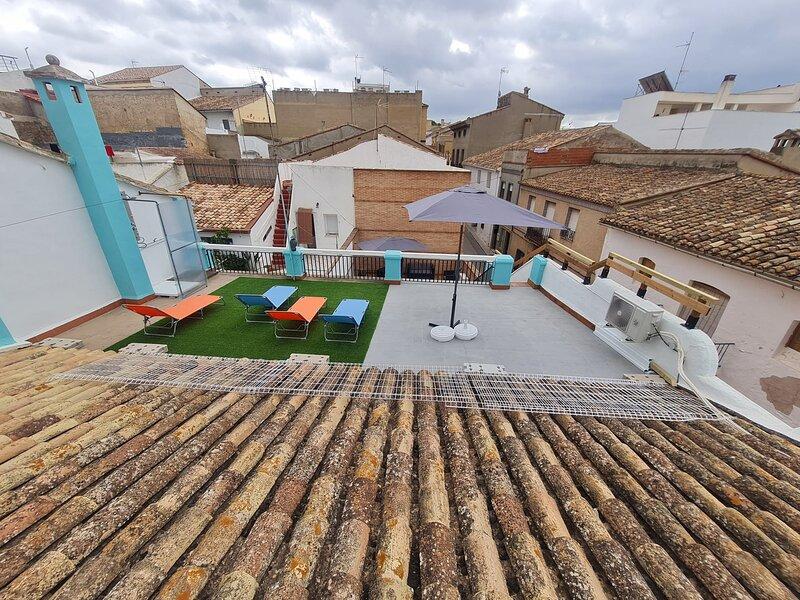 Casa rural los pequeños, holiday rental in Enguera