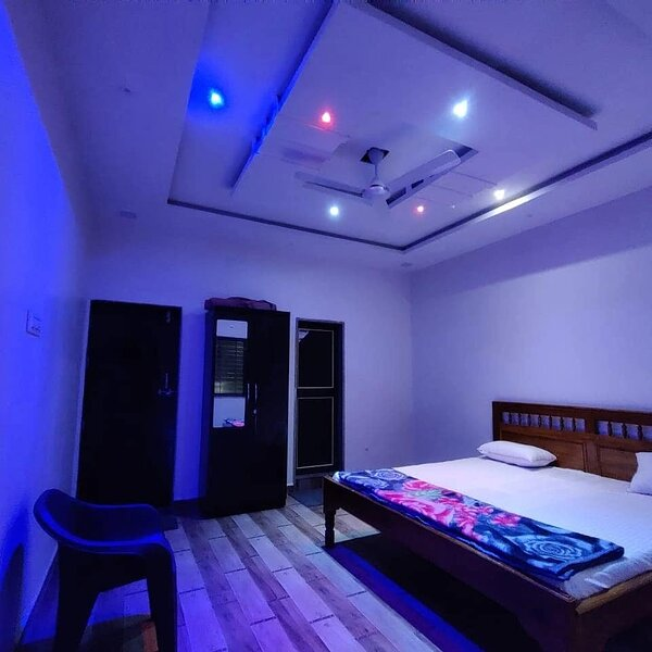 Natural camping Bhandardara, holiday rental in Ahmednagar District