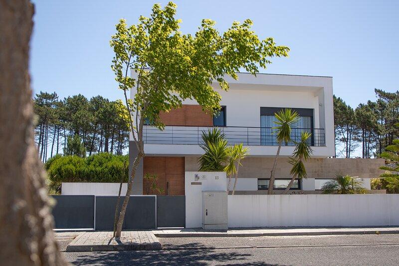 Maresia  Villa Mar, holiday rental in Nazare