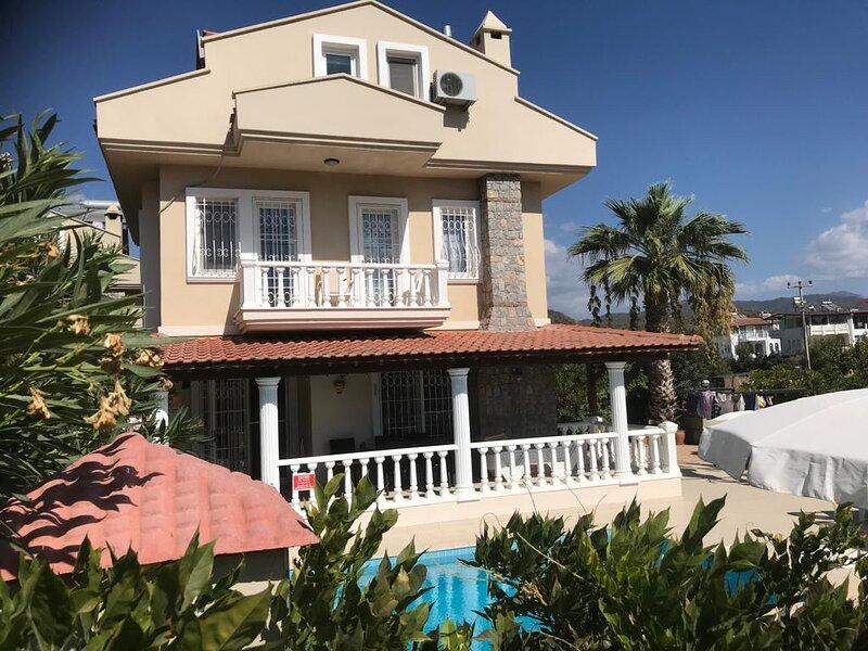 Villa Sunset – semesterbostad i Fethiye