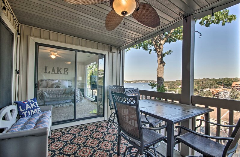 Osage Beach Condo w/ View, Pool & Lake Access, vacation rental in Tuscumbia