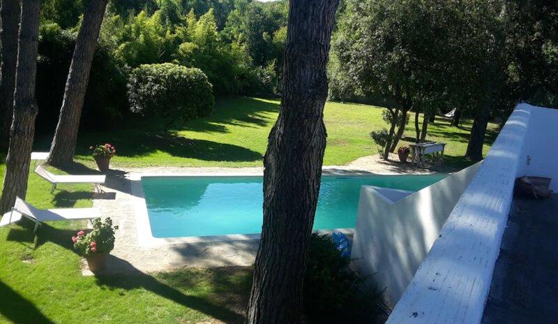 Big villa with swimming-pool & Wifi, location de vacances à Pian di Rocca