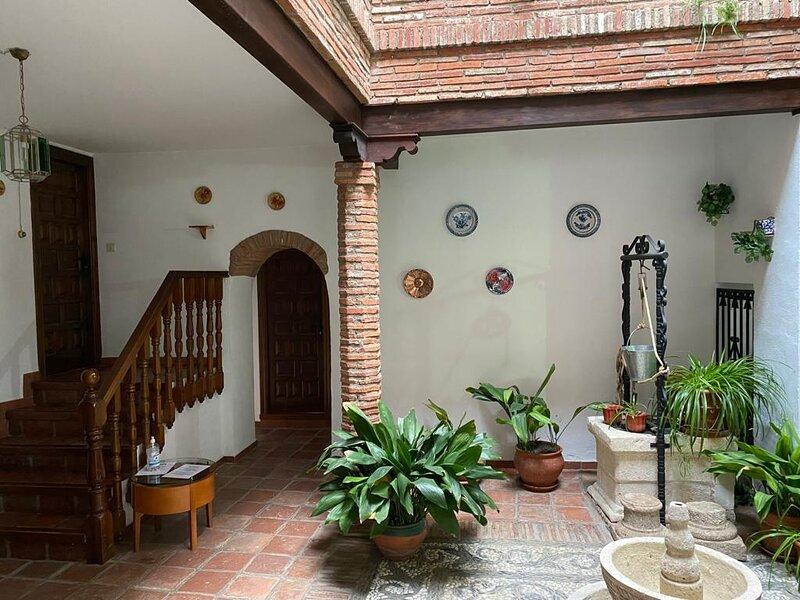 Apartamento Concepción, alquiler vacacional en Gorafe