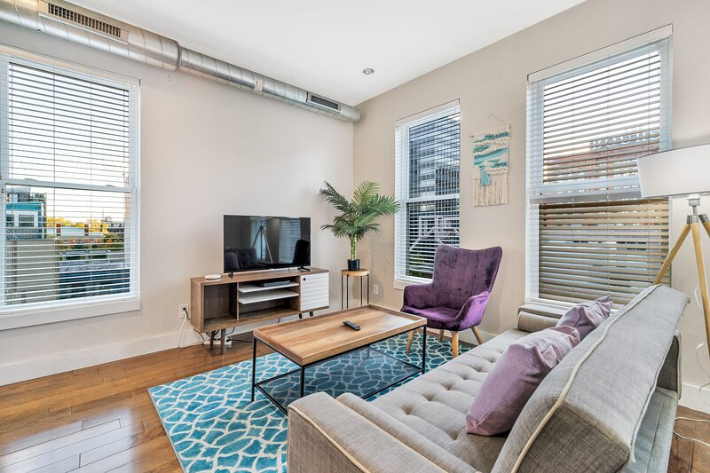 Beautiful 1BR In Old City, casa vacanza a Sicklerville