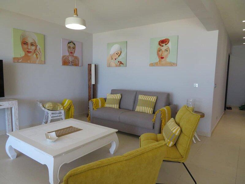 Captivating 1-Bed Apartment in Cul-de-Sac, aluguéis de temporada em Anse Marcel