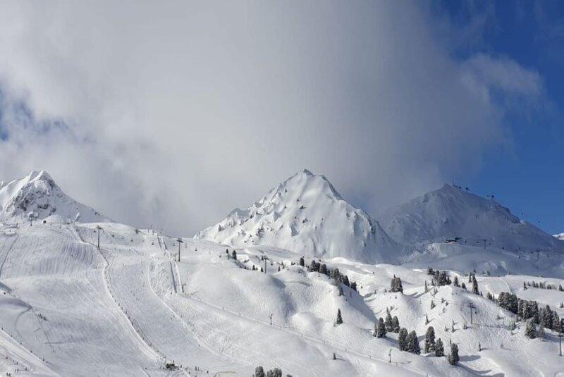 Loue appartement dans les Alpes au pied des pistes de ski !, holiday rental in Belle Plagne