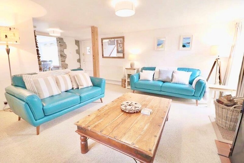 Captains Cottage, Cornwall, holiday rental in Looe