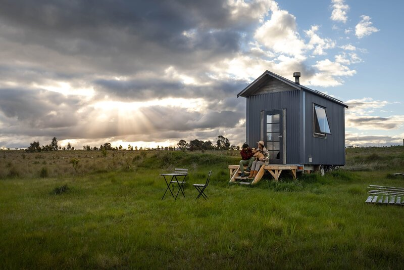 Altitude - A Tiny House Experience in a Goat Farm, holiday rental in Mount Macedon
