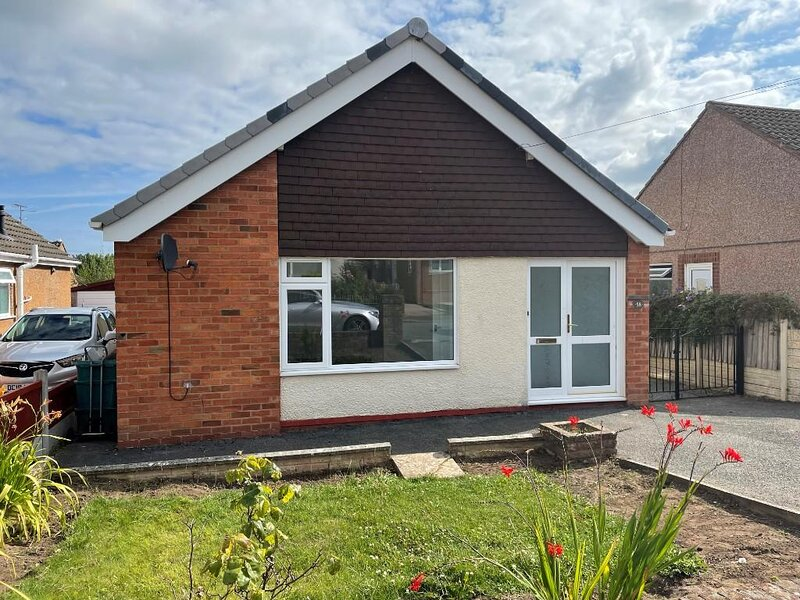 Modern and cosy, walking distance to Castle & Town, vacation rental in Towyn
