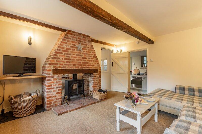 Little Starre Cottage, vakantiewoning in Wellingham