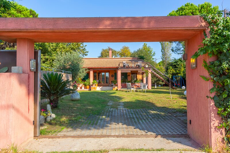 Villa Revita Kourouta, aluguéis de temporada em Katakolo