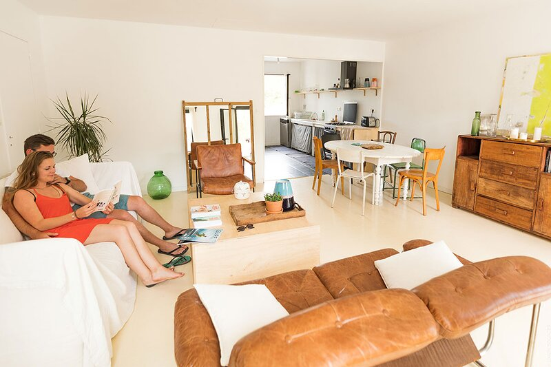 California, holiday rental in Le Bernard