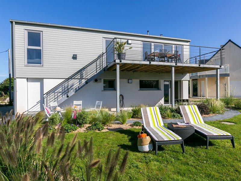 La Ganivelle, vacation rental in Brignogan-Plage