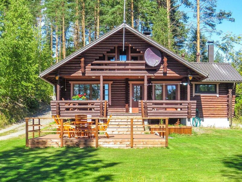 Rantalaukka, vacation rental in Puumala