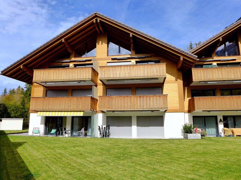 Büelbad Terrasse, alquiler vacacional en Blatten