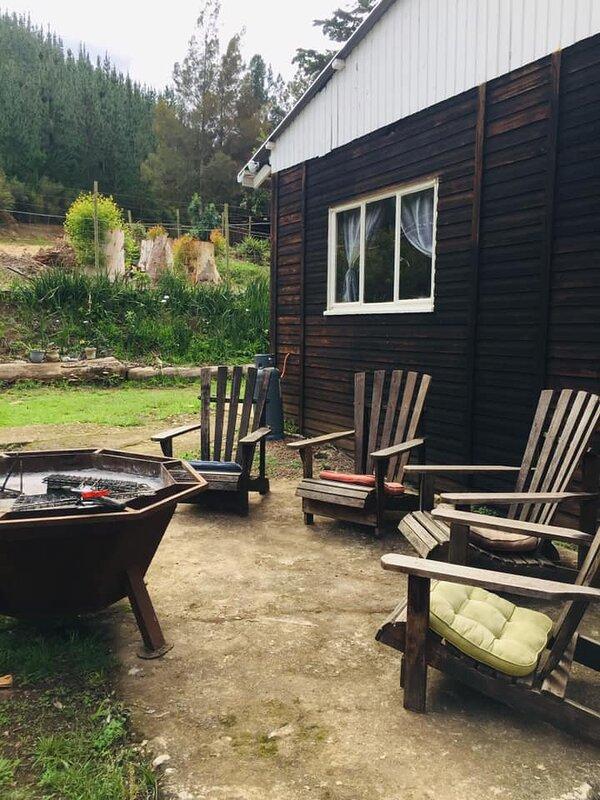 Koloniesbos Mountain Cabin, alquiler vacacional en Swellendam